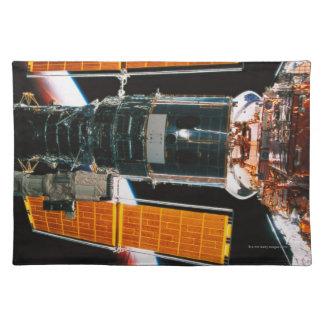Docked Satellite Placemat