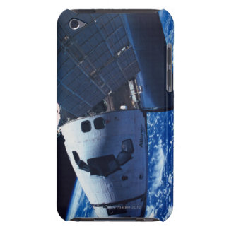 Docked Space Shuttle 3 iPod Touch Case