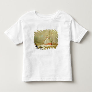 Docking a Cargo Ship Toddler T-Shirt