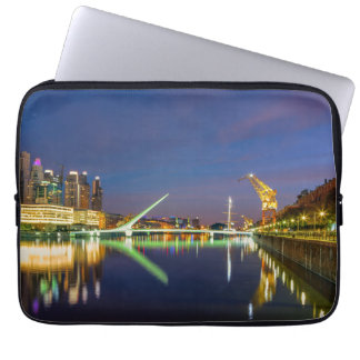 Docklands Bsas Laptop Sleeve
