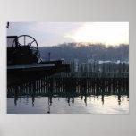 Docks at poster