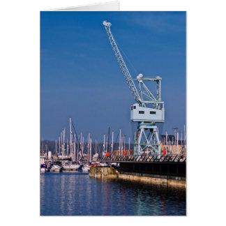 Dockside Card