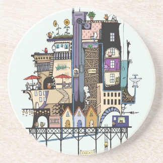 Docktown Coaster