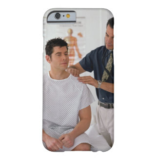 Doctor and patient barely there iPhone 6 case