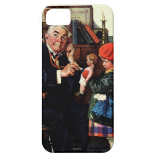 Doctor and the Doll Barely There iPhone 5 Case