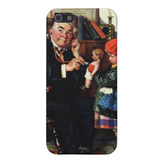 Doctor and the Doll iPhone 5 Covers