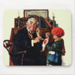 Doctor and the Doll Mouse Pad