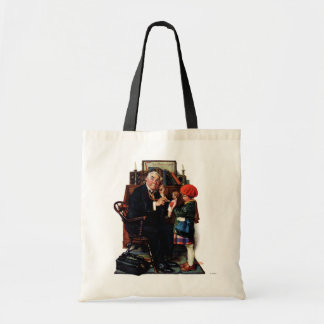 Doctor and the Doll Tote Bag