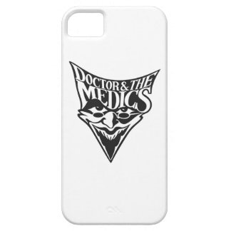 Doctor and the Medics Phone Case (White) iPhone 5 Case