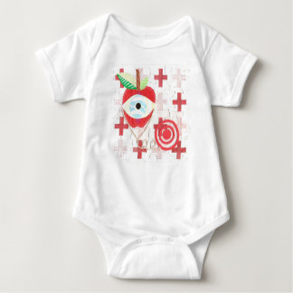 Doctor Apple Babygro Baby Bodysuit