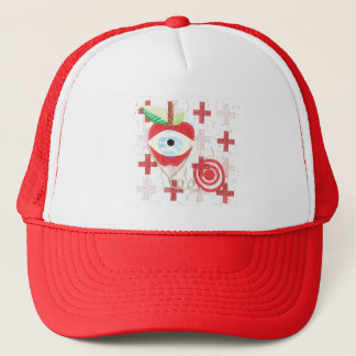 Doctor Apple Baseball Cap