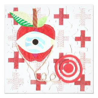 Doctor Apple Invitations