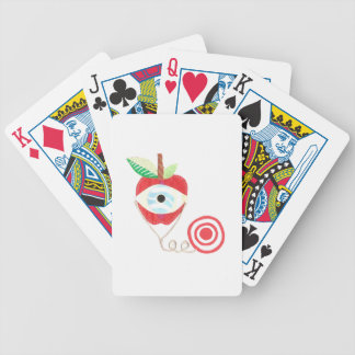 Doctor Apple Playing Cards