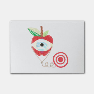 Doctor Apple Post-It Notes