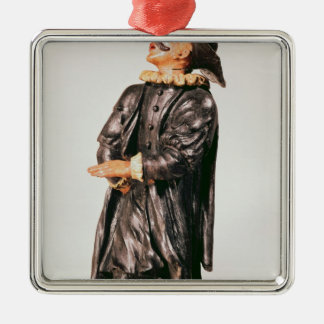 Doctor Balanzone, from the Seraphin Theatre Christmas Ornament