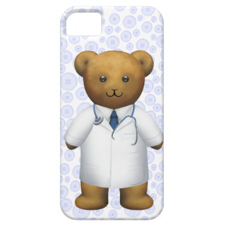 Doctor Bear  - Teddy Bear Barely There iPhone 5 Case