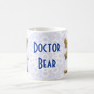 Doctor Bear - Teddy Bear Coffee Mug