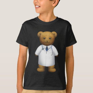 Doctor Bear - Teddy Bear T-Shirt
