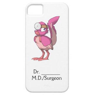 Doctor Berry Yogurt Reptilian Bird iPhone 5 Covers