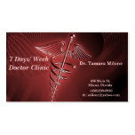 Doctor Business Card
