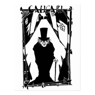 Doctor Caligari Postcard