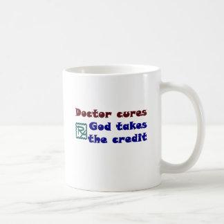Doctor cures mug