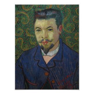 Doctor Felix Rey by Vincent Van Gogh Photo