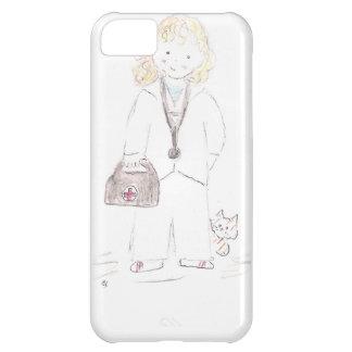 Doctor (Female) iPhone 5C Case