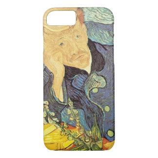 Doctor Gachet Portrait by Vincent van Gogh iPhone 7 Case