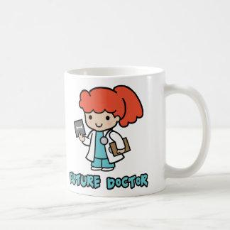 Doctor (girl) coffee mug