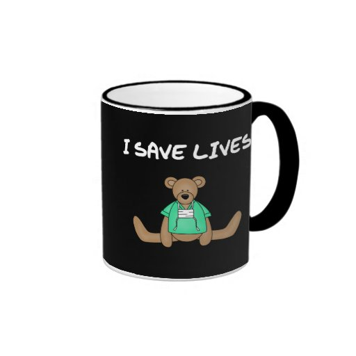 Doctor I Save Lives Mug