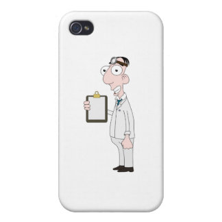 Doctor iPhone 4/4S Covers