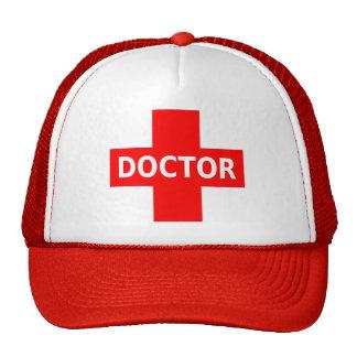 Doctor Logo Cap