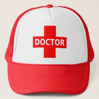 Doctor Logo Trucker Hat