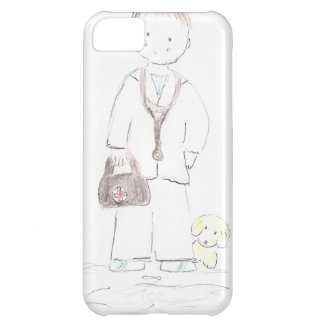 Doctor (Male) iPhone 5C Cover