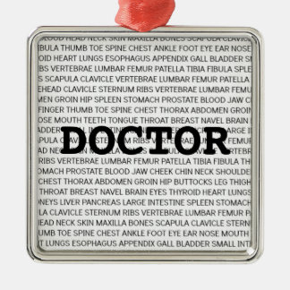 Doctor Medical Terminology Christmas Christmas Ornament