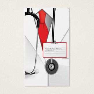 Doctor Medicines Business Card
