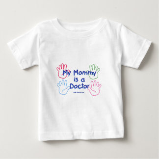 Doctor Mommy Hands Baby T-Shirt
