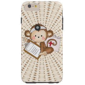 Doctor Monkey iPhone 6 plus tough case Tough iPhone 6 Plus Case