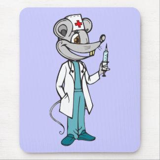 Doctor Nurse Mouse Mouse Pad