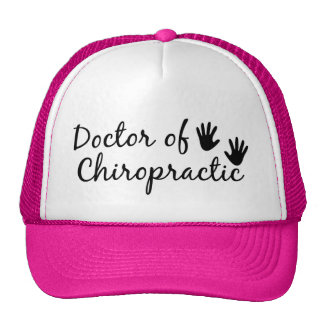 Doctor of Chiropractic Cap