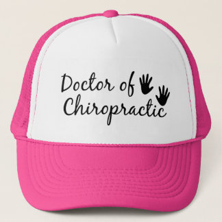 Doctor of Chiropractic Trucker Hat