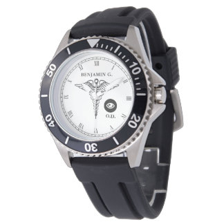 Doctor of Optometry Personalized Custom Watch