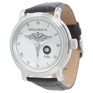 Doctor of Optometry Personalized Watch