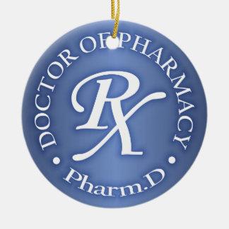 Doctor of Pharmacy Christmas Ornament
