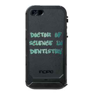 Doctor of Science in Dentistry Incipio ATLAS ID™ iPhone 5 Case