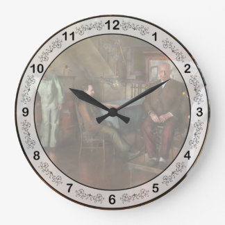 Doctor - Old fashioned influence - 1905-45 Wall Clock
