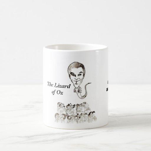 Doctor Oz and his Audience coffee mug