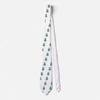 Doctor Penguin Tie