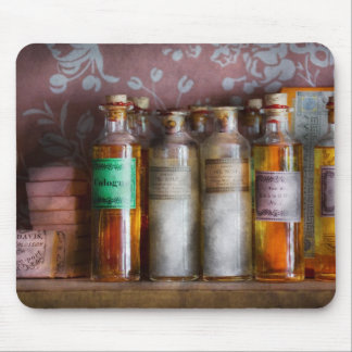 Doctor - Perfume - Soap and Cologne Mousepad